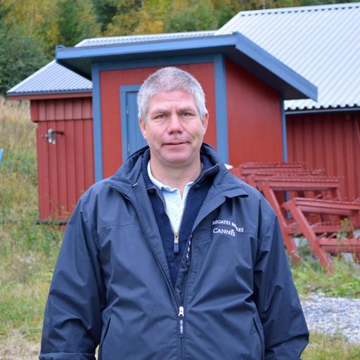 Lennart Svensson, FV Alpina. Foto © Anders Byström http://suzanders.se