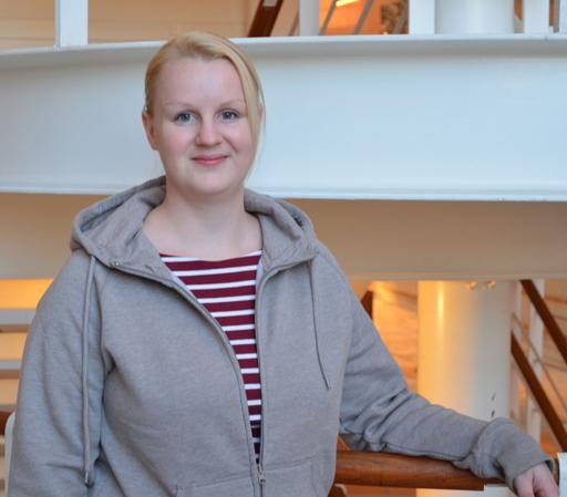 Jennie Hjort. Foto © Anders Byström http://suzanders.se