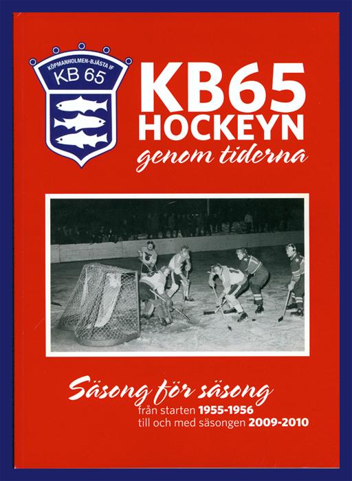 KB 65 hockeybok. Foto © Anders Byström http://suzanders.se