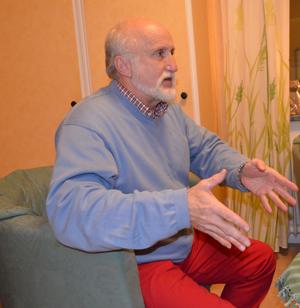 Peer-Olof Moberg. Foto © Anders Byström http://suzanders.se
