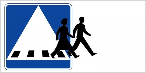 Herr och fru garman hand i hand. Grafik © Anders Byström på http://smartfix.se