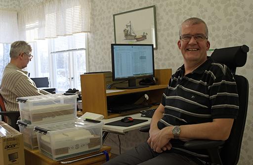 Lars-Åke Åkerlund. Foto © Anders Byström på http://smartfix.se